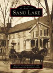 Cover of Images of America: Sand Lake. Click on the image to see a larger version!