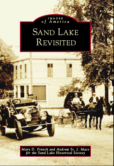 Cover of Images of America: Sand Lake Revisited