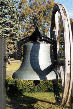 Troy Meneely bell at Church of the Covenant